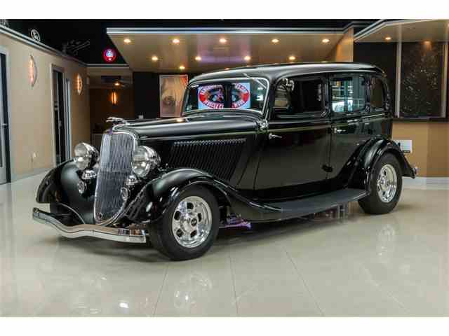 1933 Ford Sedan Fordor Street Rod | 896443