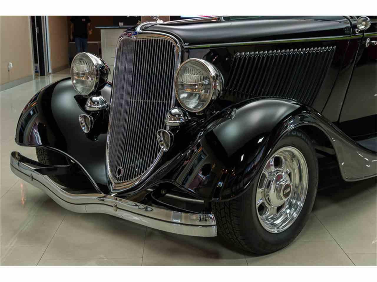 1933 Ford Sedan Fordor Street Rod For Sale Classiccars