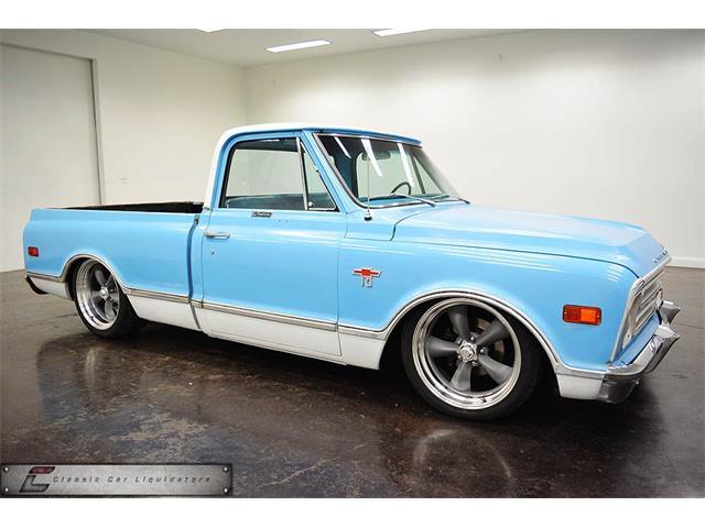 1968 Chevrolet C/K 10 | 896462