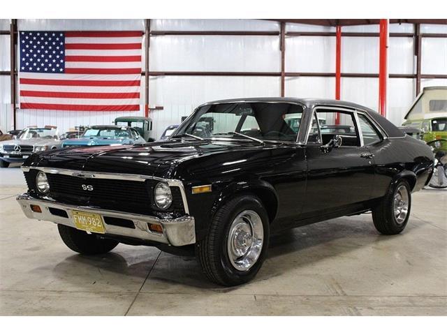 1970 Chevrolet Nova | 896463