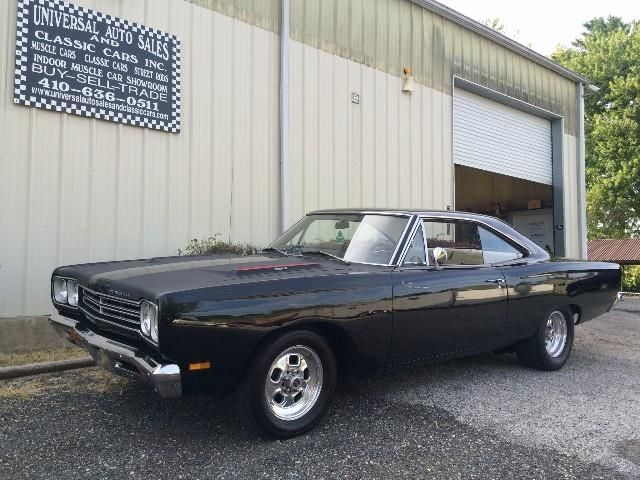 1969 Plymouth Road Runner | 896465