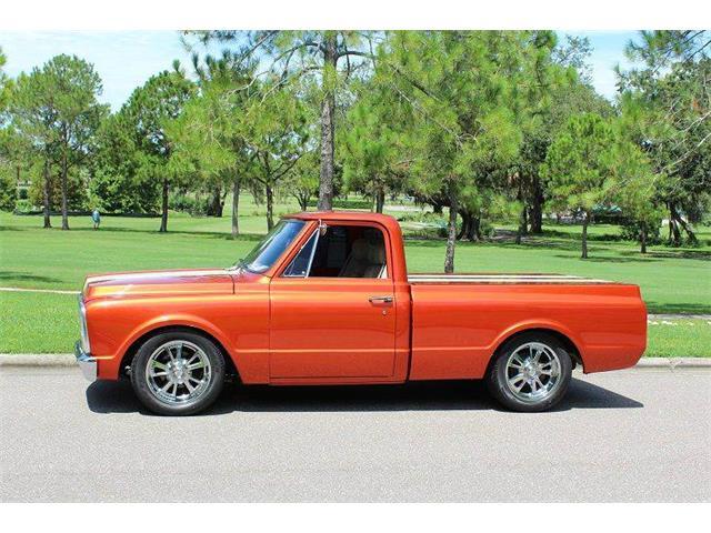 1969 Chevrolet C/K 10 | 896475