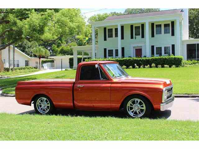 Picture of Classic '69 Chevrolet C/K 10 located in Clearwater Florida - $29,900.00 Offered by PJ's Auto World - J7Q3