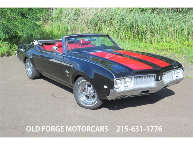 1969 Oldsmobile Cutlass | 896476
