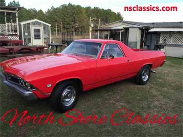 1968 Chevrolet El Camino | 896478