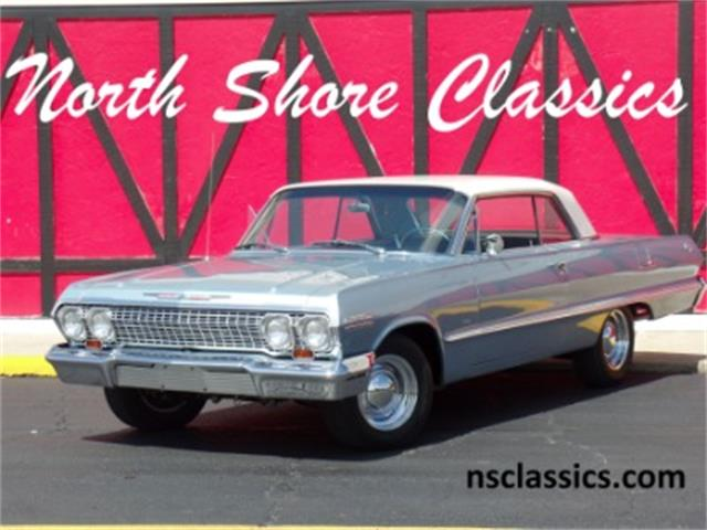 1963 Chevrolet Impala | 896481