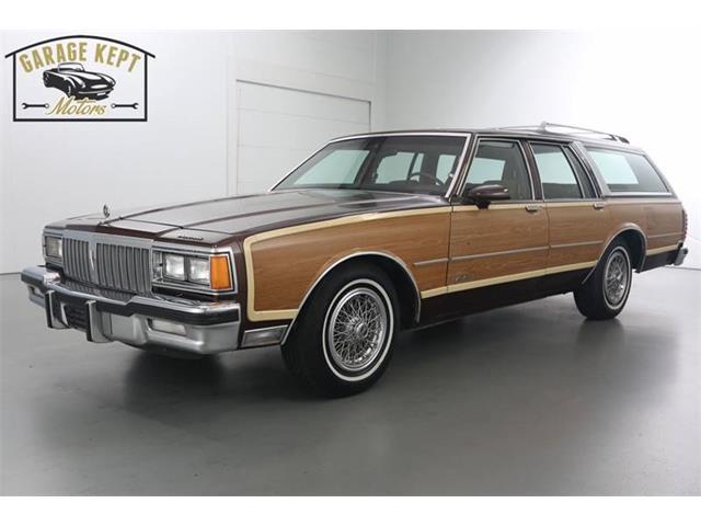 1989 Pontiac Safari | 896496