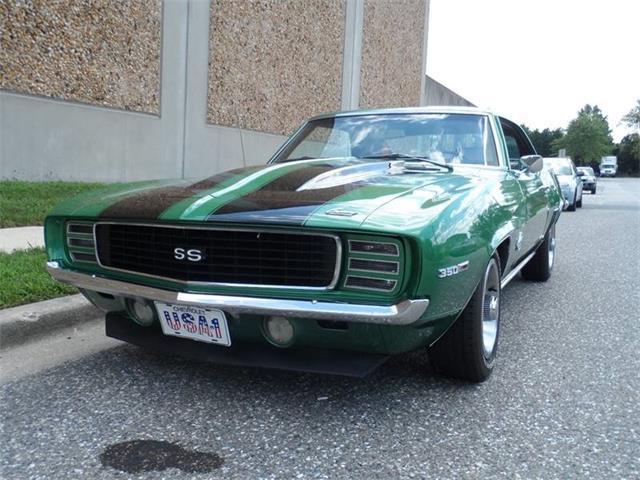 1969 Chevrolet Camaro | 896499