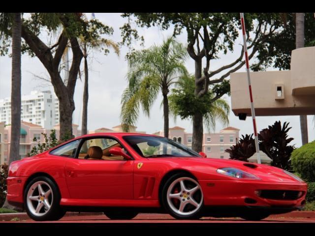 1997 Ferrari 550Maranello 6 Speed Manual Transmission | 890065
