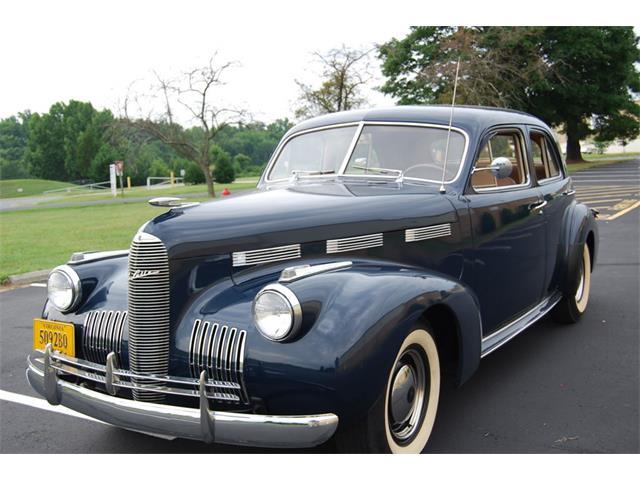 1940 LaSalle 52 | 896506