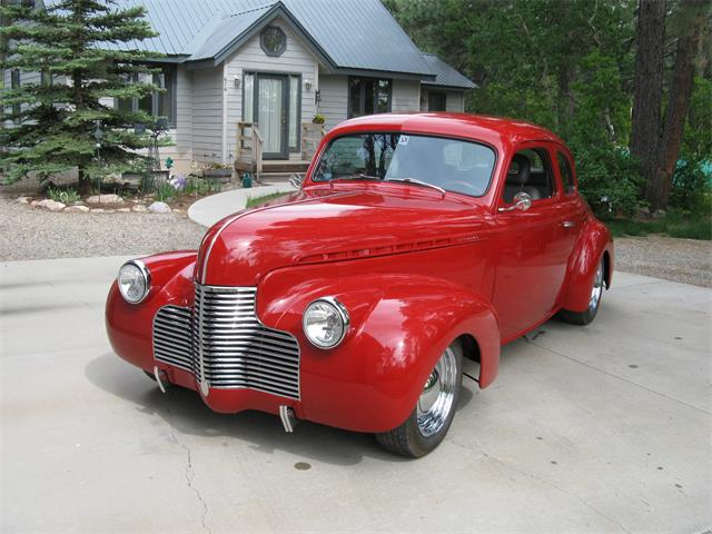 1940 Chevrolet Coupe | 896511
