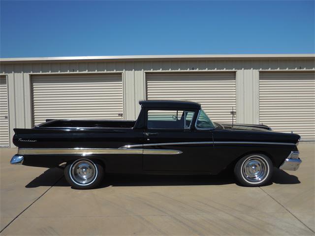 1958 Ford Ranchero | 896512
