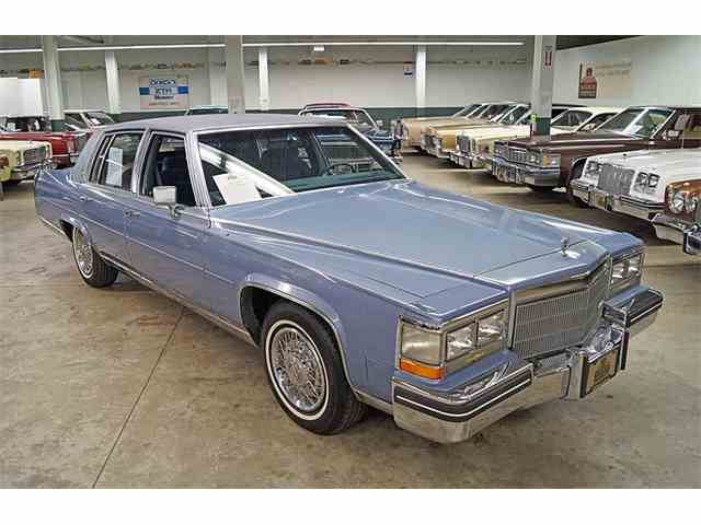 Picture of '84 Fleetwood Brougham - J7R6