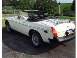 1980 MG MGB for Sale - CC-896515