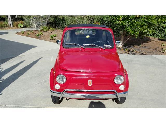 1970 Fiat 500L | 896523