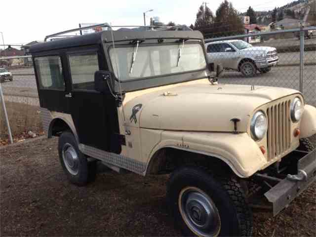 1966 Willys Jeep | 896528
