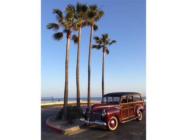 1941 Plymouth Woody Wagon | 896529