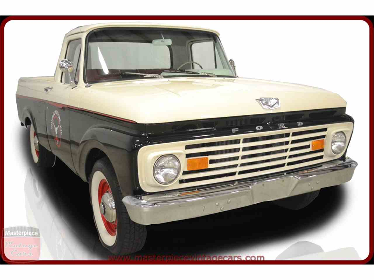 1963 ford f100 for sale cc 896532. Black Bedroom Furniture Sets. Home Design Ideas