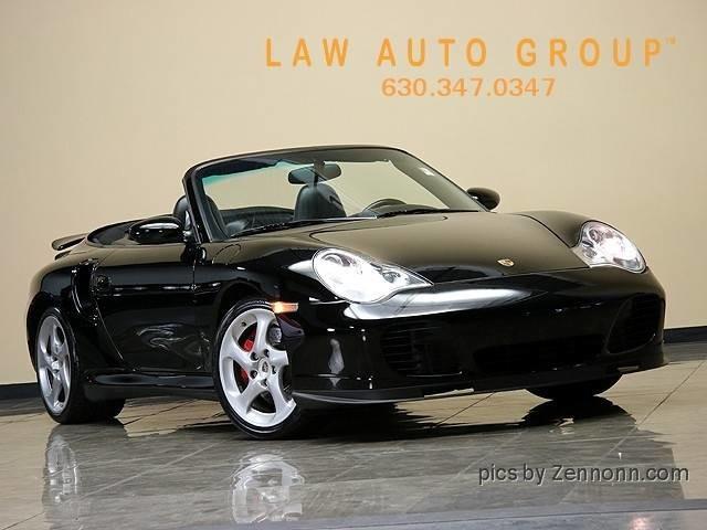 2004 Porsche 911 Turbo | 896537