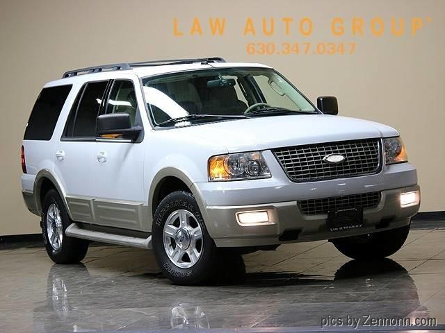 2006 Ford EXPEDITION EDDIE BAUER REAR ENTERTAINMENT | 896538