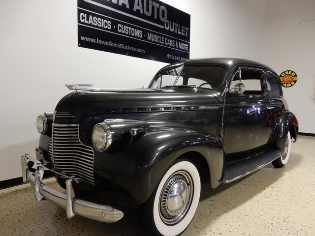 1940 Chevrolet Deluxe | 896562