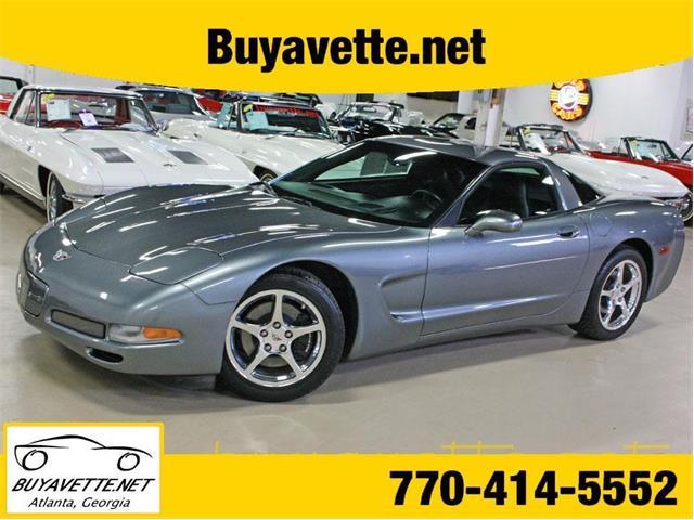 2003 Chevrolet Corvette | 896568
