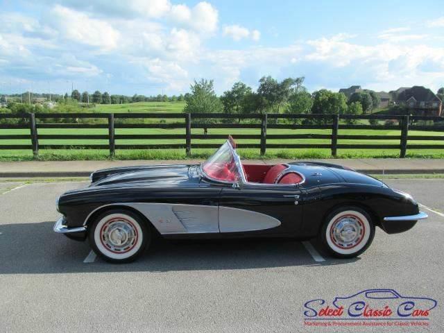 1960 Chevrolet Corvette | 896572