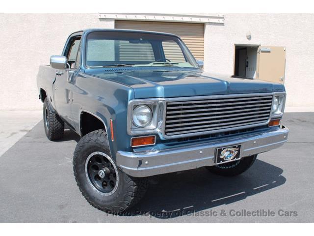 1974 GMC Sierra | 896573