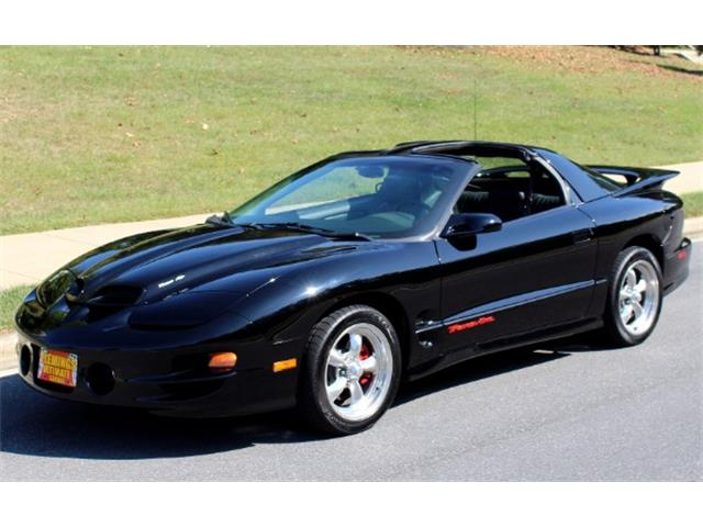 2002 Pontiac Firebird Trans Am | 896574