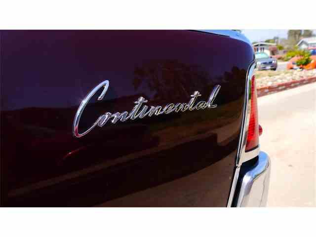1961 Lincoln Continental | 896591