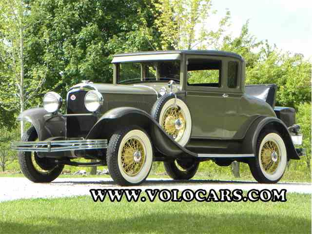 1929 Chrysler Series 65 Rumble Seat Coupe | 896593