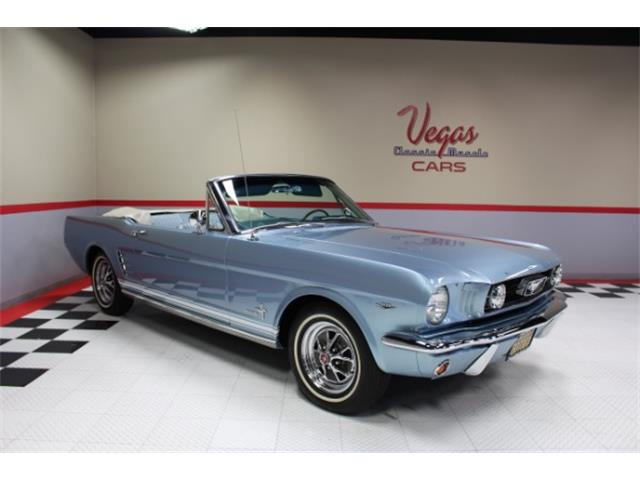 1966 Ford Mustang | 896598
