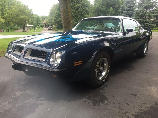 1974 PONTIAC TRANS AM SUPER DUTY | 896606