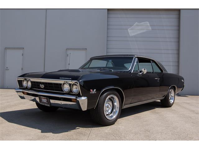1967 Chevrolet Chevelle | 896610