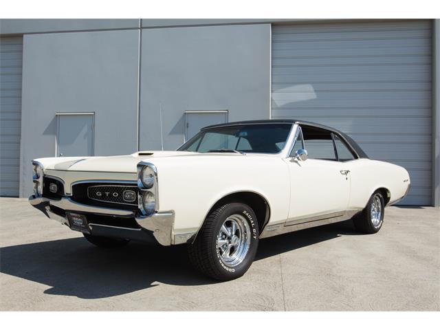 1967 Pontiac GTO | 896611