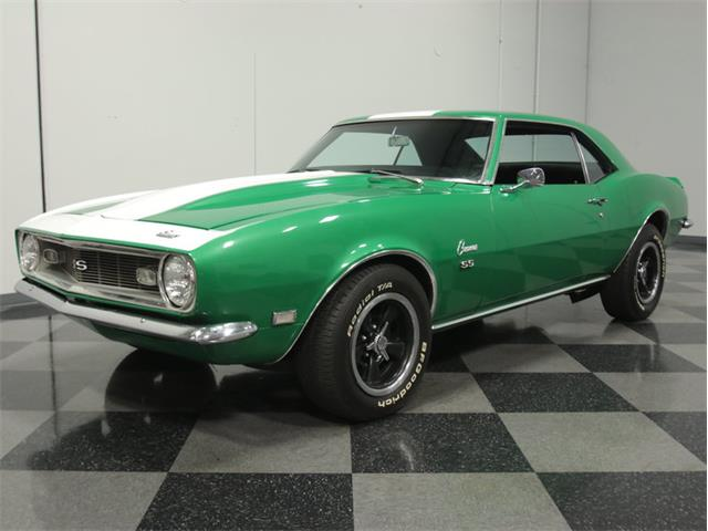 1968 Chevrolet Camaro | 896615