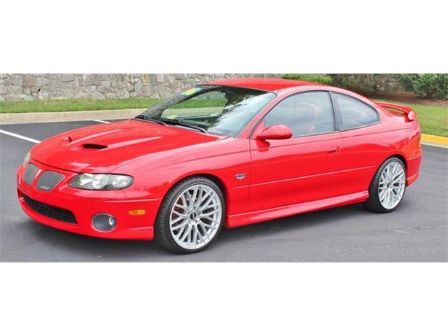 2006 Pontiac GTO | 896617
