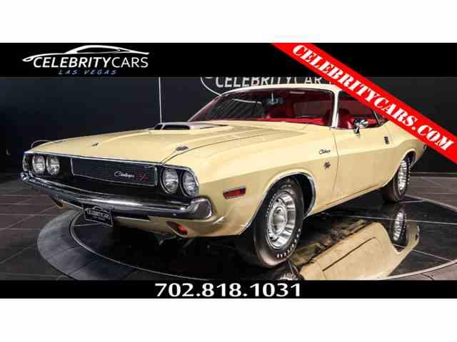 1970 Dodge Challenger R/T | 896619