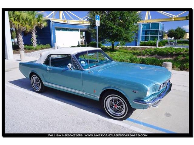1966 Ford Mustang | 896620
