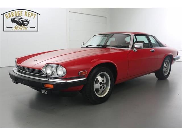 1986 Jaguar XJ | 896624