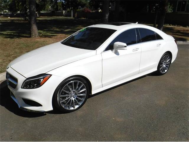 2015 Mercedes-Benz CLS-Class | 896625