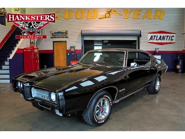 1969 Pontiac GTO | 896627