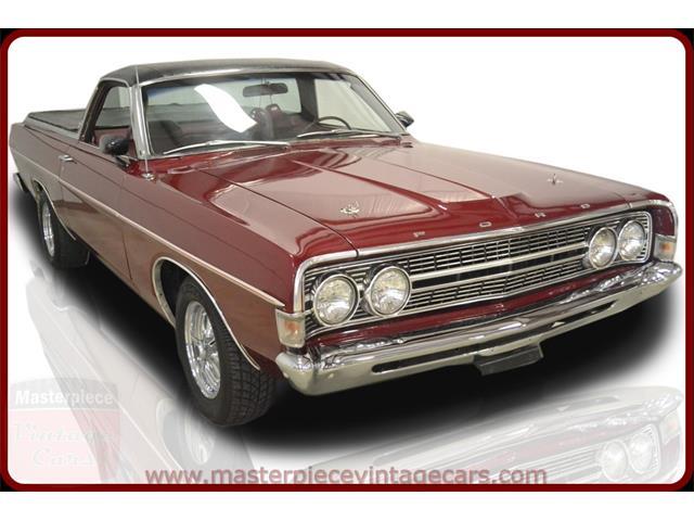 1968 Ford Ranchero | 890663