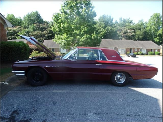 1964 Ford Thunderbird | 896638