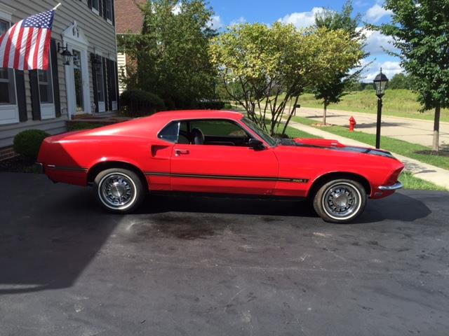 1969 Ford Mustang Mach 1 | 896642
