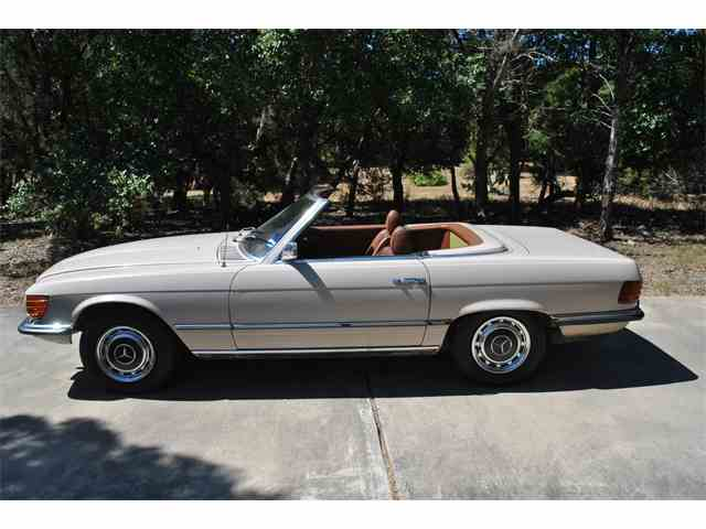 1972 Mercedes-Benz 350SL | 896645