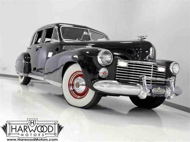 1941 Cadillac Series 60 | 896646