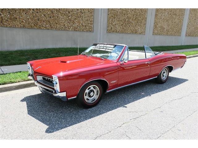 1966 Pontiac GTO | 890665