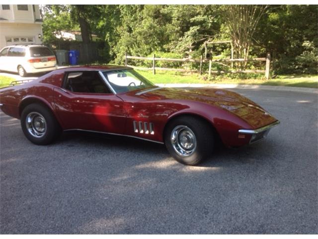 1969 Chevrolet Corvette | 896658