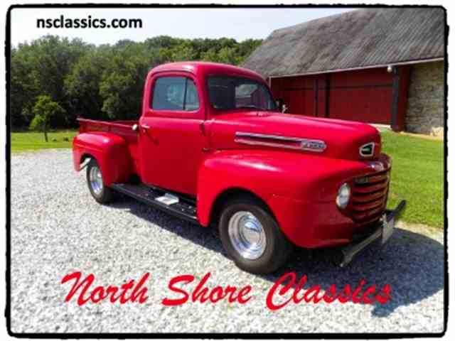 1949 Ford F1   896663